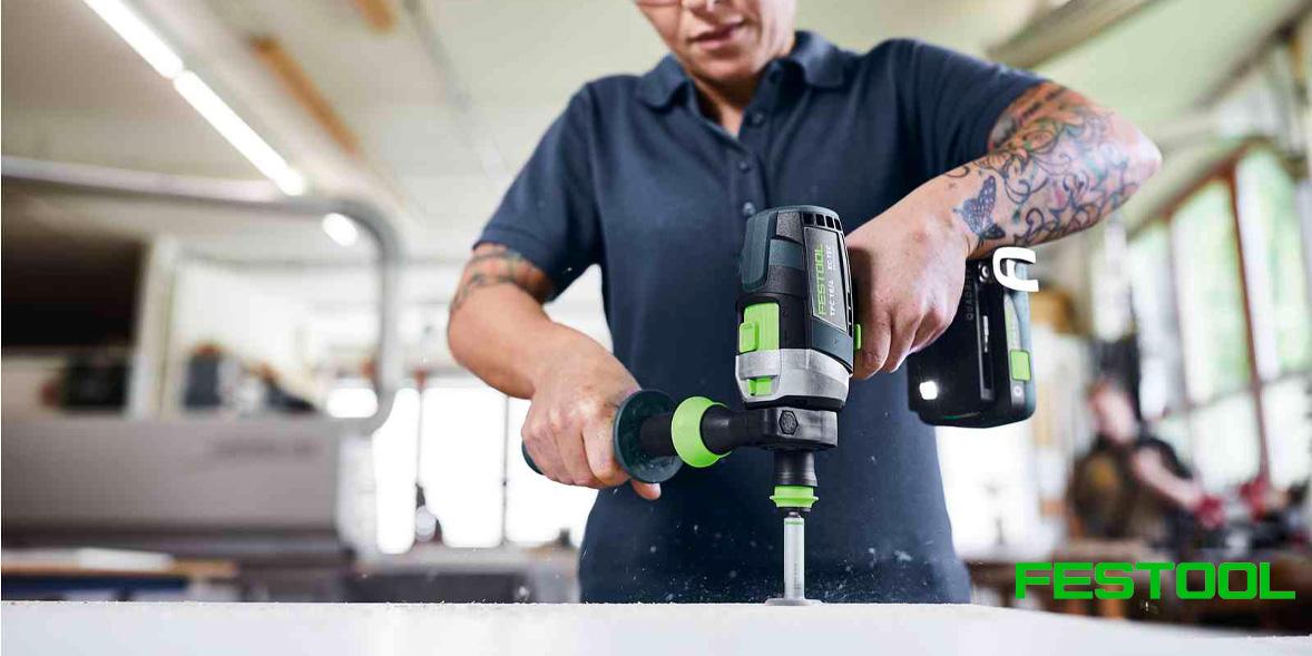 Festool cordless drill