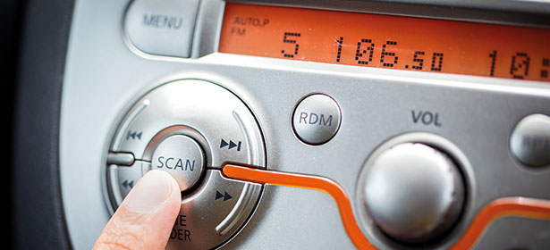 Digital radio switchover
