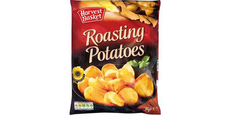 Lidl Harvest Basket Roast Potatoes