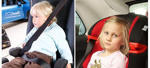 Adult seat belt too slack