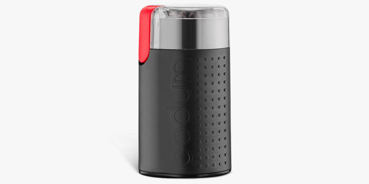 Bodum Bistro blade coffee grinder