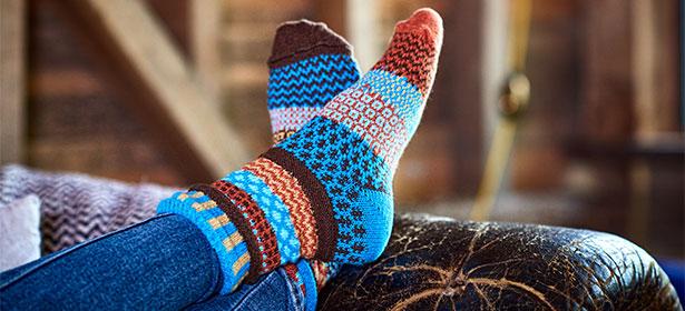 Generic cosy socks 485639