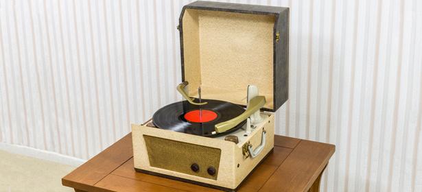 Retro-Record-Player