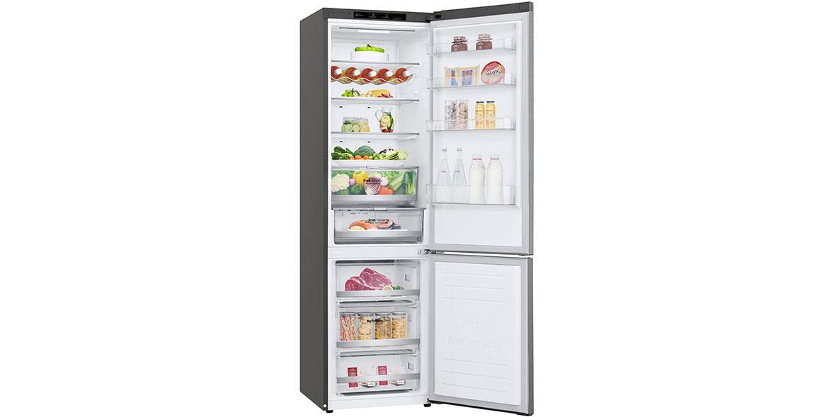 LG GBB72PZEFN fridge freezer