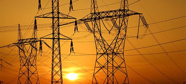 Electricity pylons 451082
