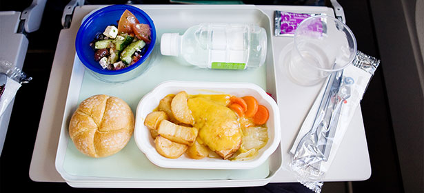 Inflight meal 482781