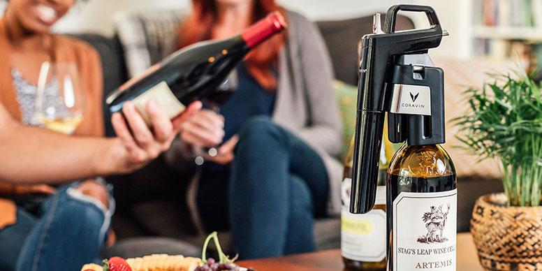 Coravin still wine preserver