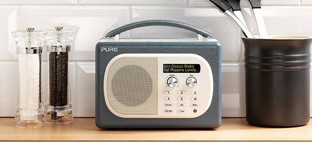 John Lewis (Pure) radio