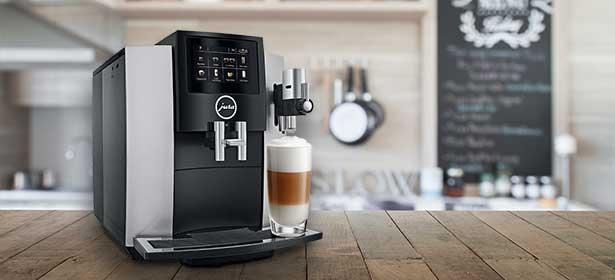 Máy pha cà phê hạt Jura S8