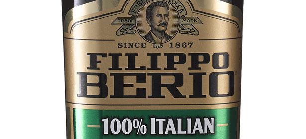 Filippo Berio 100% Italian extra virgin olive oil