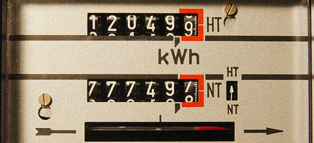 Economy 7 meter dials
