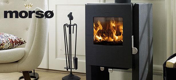 Morso small wood burning stove 480843
