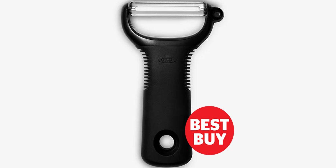 OXO Good Grips y-shaped peeler