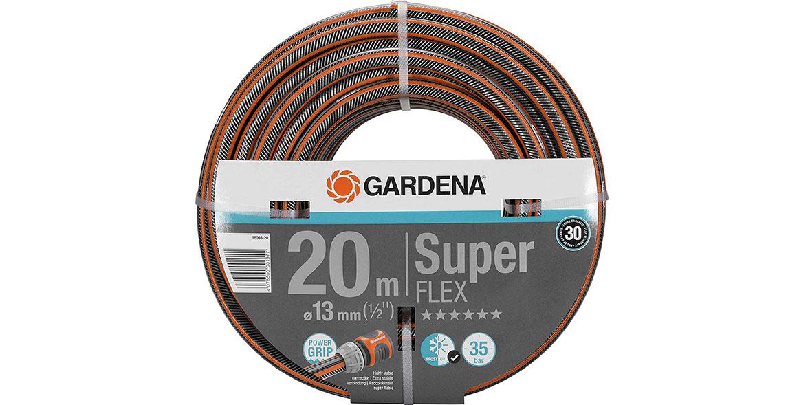 Gardena hose premium Super Flex 20m