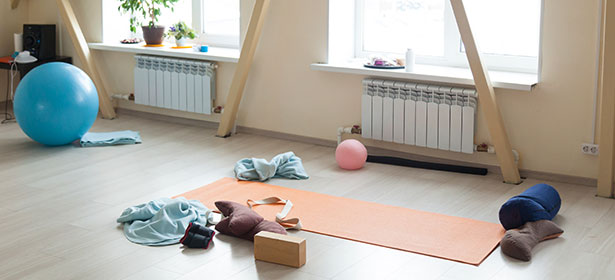 Yoga-room Main
