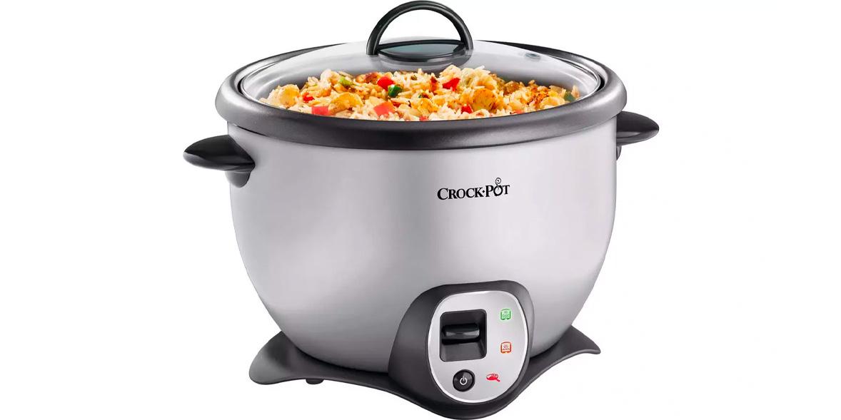 Crock-Pot 2.2L Sauté Rice Cooker