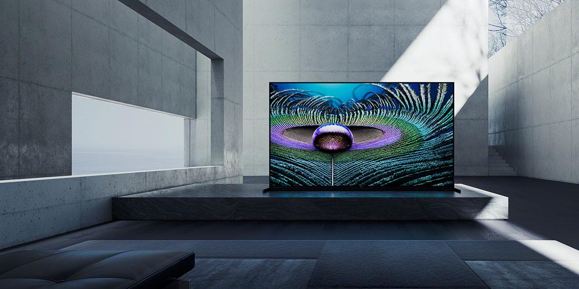 Sony Z9J 8K Bravia XR TV
