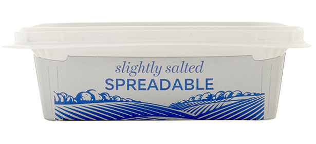 Marks and Spencer spreadable butter
