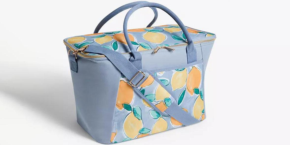 John Lewis cooler bag
