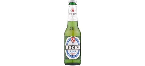 Becks Blue Alcohol-Free Lager