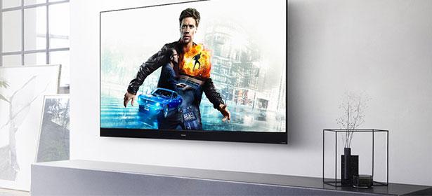 Panasonic OLED 4K TV