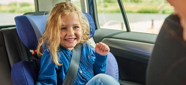 Maxi Cosi brand car seat