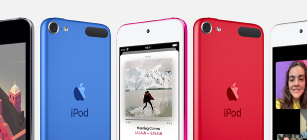 Ipod touch 7th gen main
