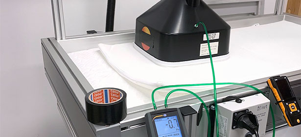 Testing mattress 2