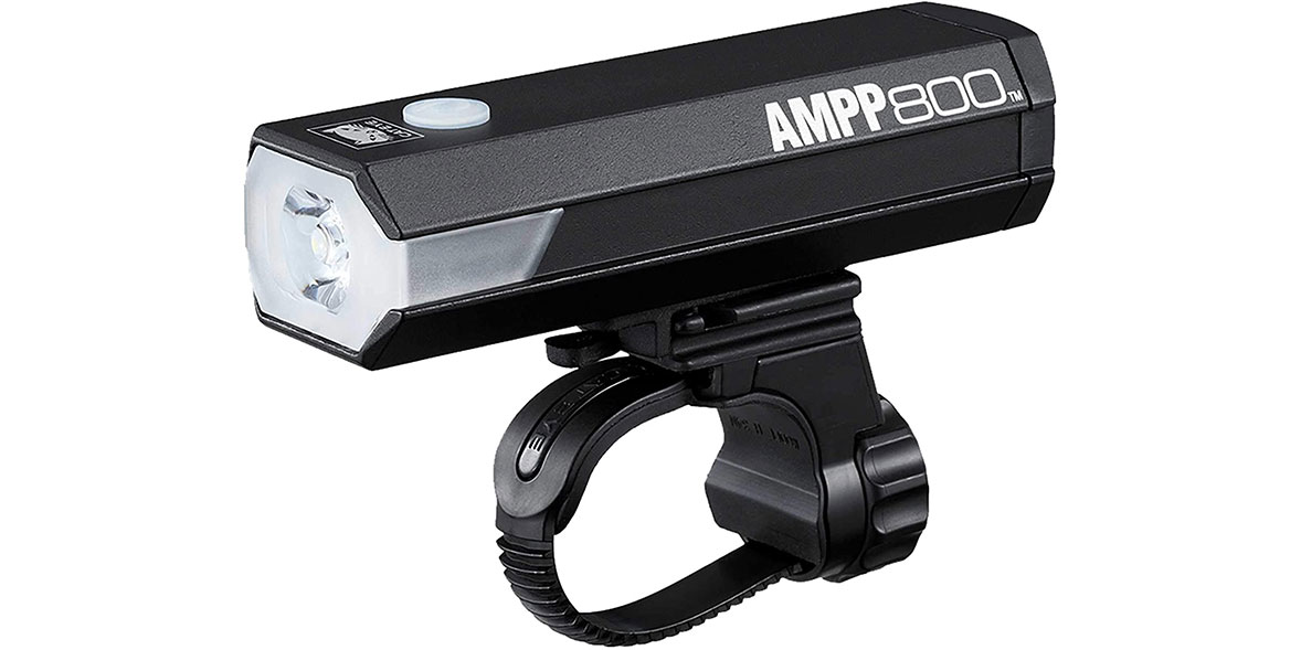 Cateye Ampp 800 Front Bicycle Light