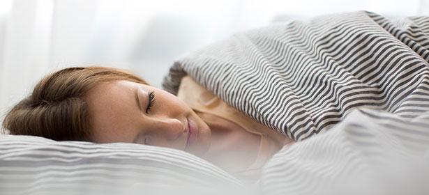Used_woman sleeping 436144