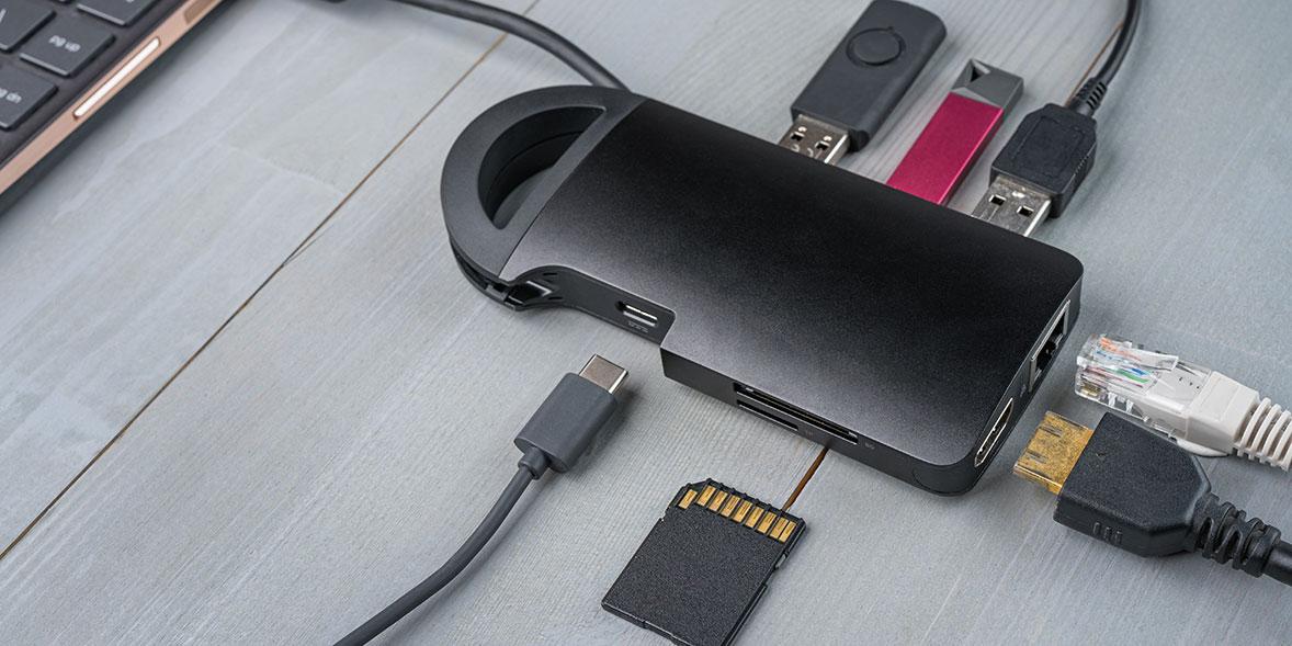 USB multi-adapter