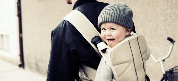 Multiway baby carrier