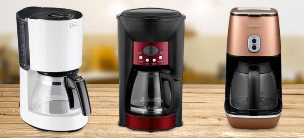 Standard filter coffee machines