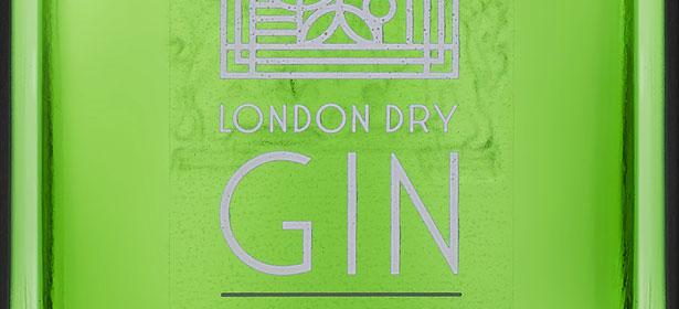 M&S London Gin