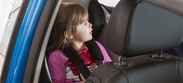 Nania brand car seat