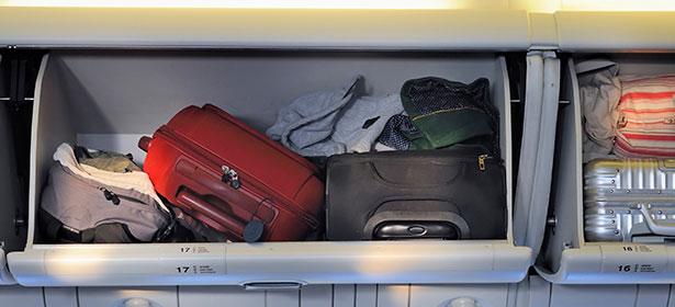 Cabin Luggage 2