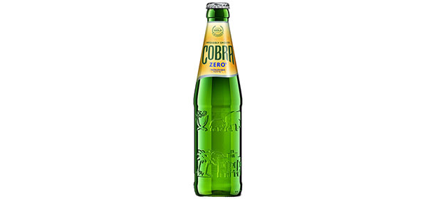 Cobra Zero Alcohol