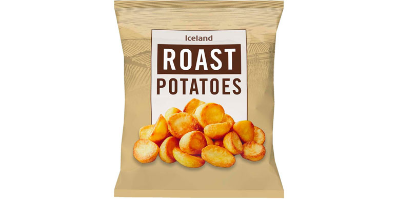 Iceland roast potatoes