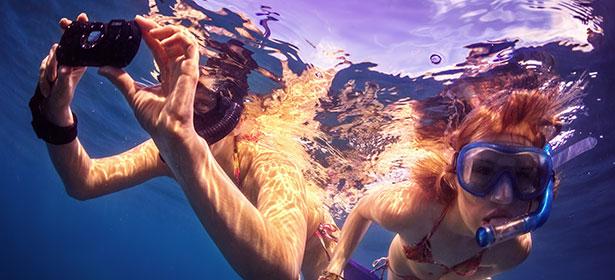 Best waterproof cameras 2015