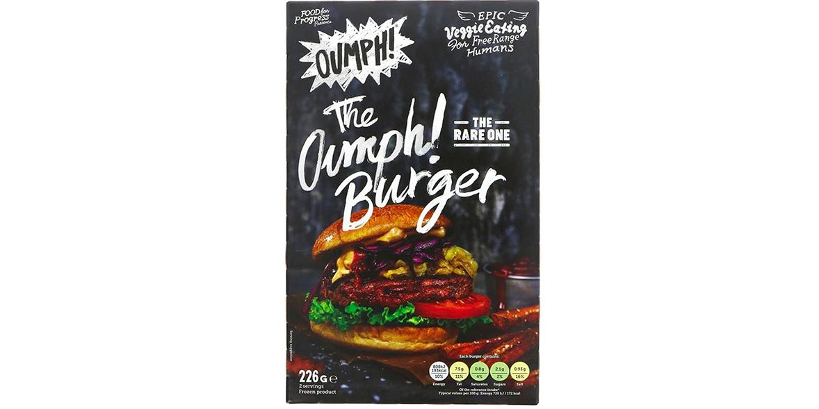 The Oumph Burger