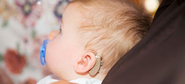 Baby hearing aid 434575