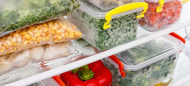 Freezer-compartments
