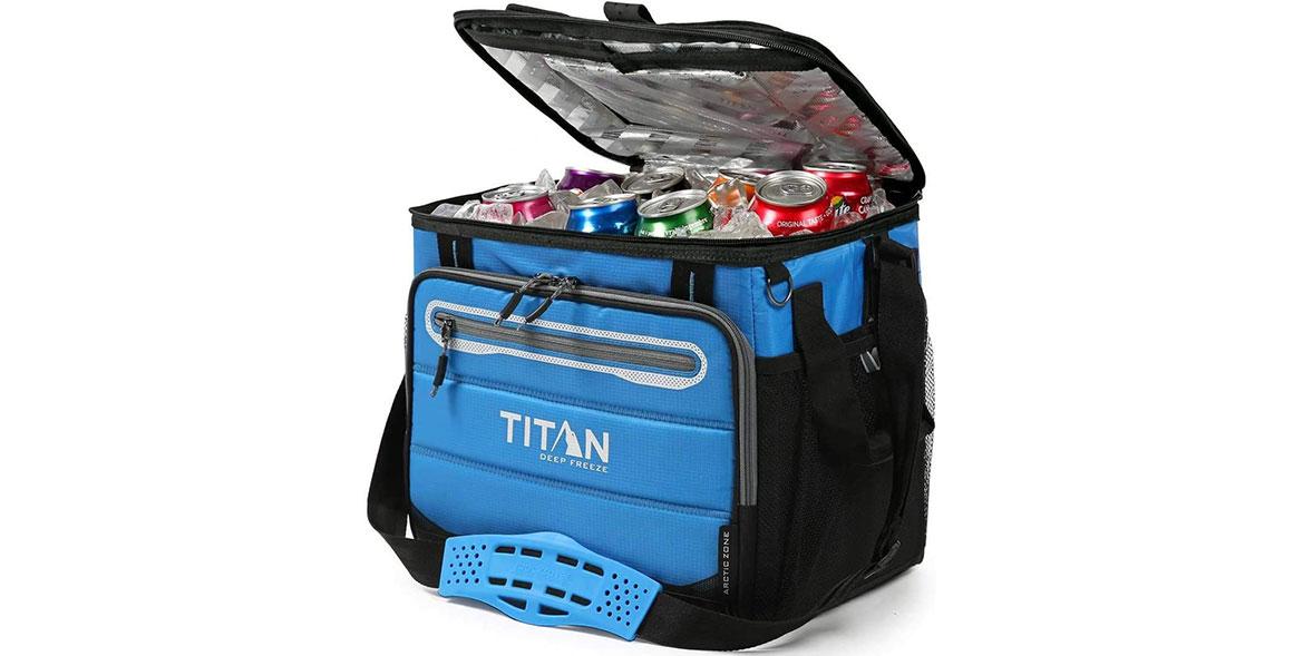 Titan Deep Freeze cooler bag