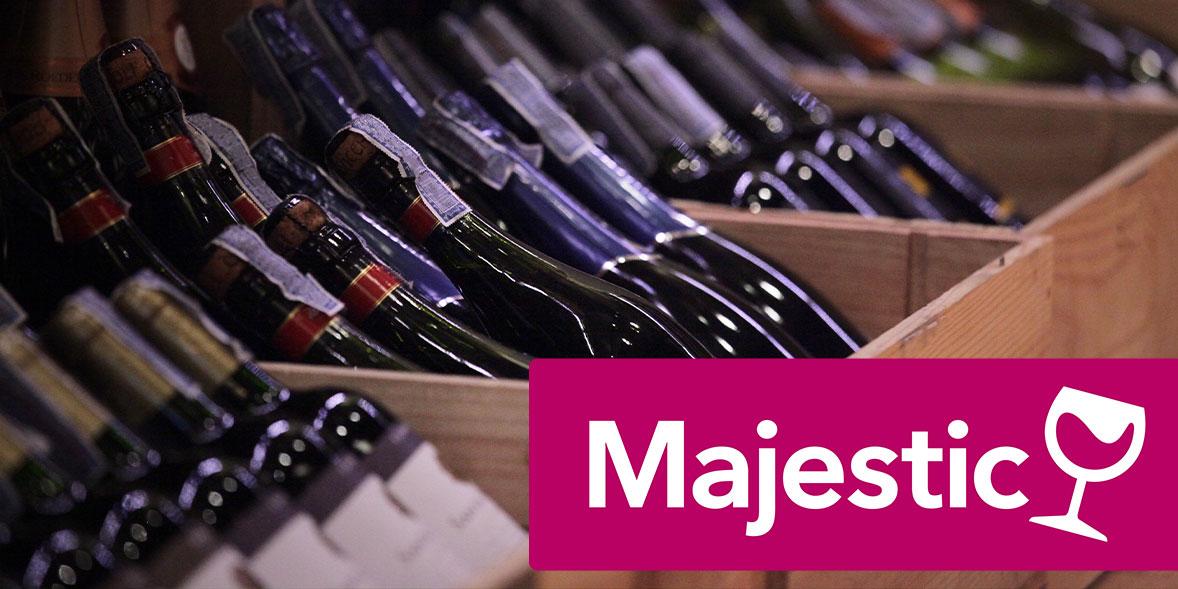 Majestic wine club