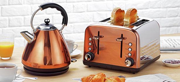 Argos-toaster-kettle-set copper copy