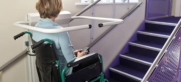 Wheelchair stairlift 437429