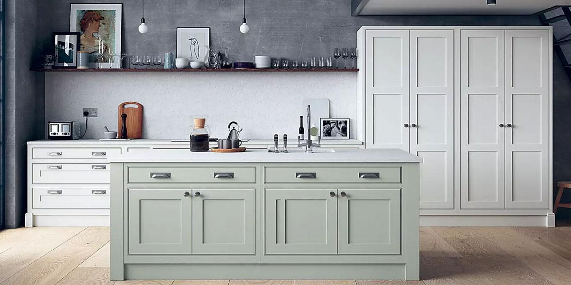 John Lewis Highgrove kitchen