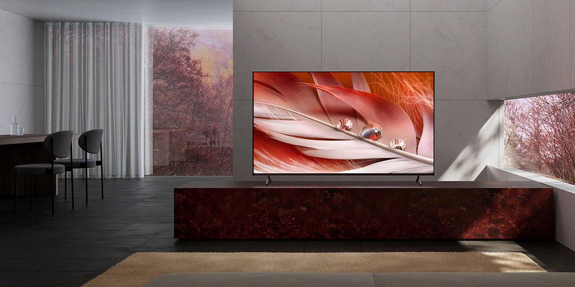 Sony X90J Bravia XR 4K TV