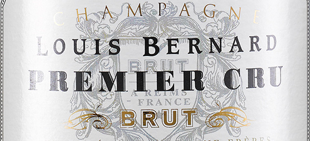 Asda Extra Special Louis Bernard Premier Cru Champagne