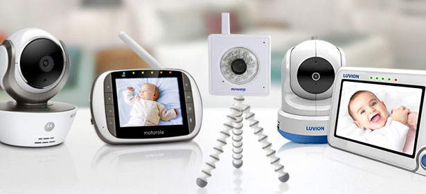 types of baby monitors